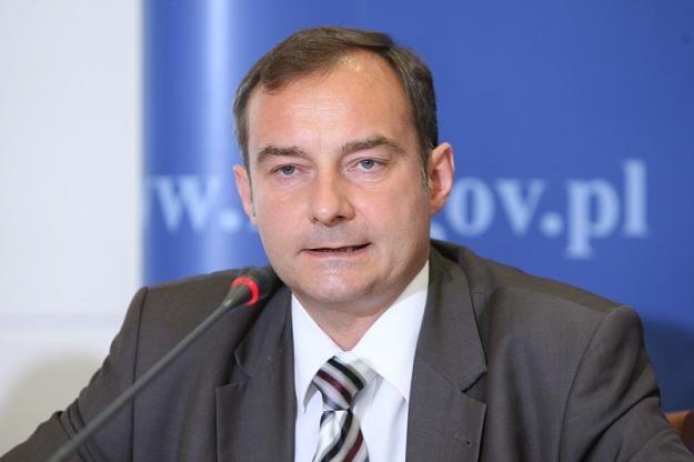 Wiceminister sprawiedliwości Zbigniew Wrona, fot. S. Kowalczuk /East News