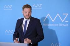 Wiceminister zdrowia Janusz Cieszyński odchodzi z resortu