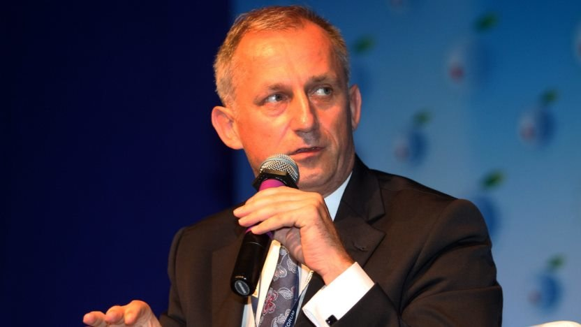 Wiceminister zdrowia Sławomir Neumann /Grzegorz Momot /PAP