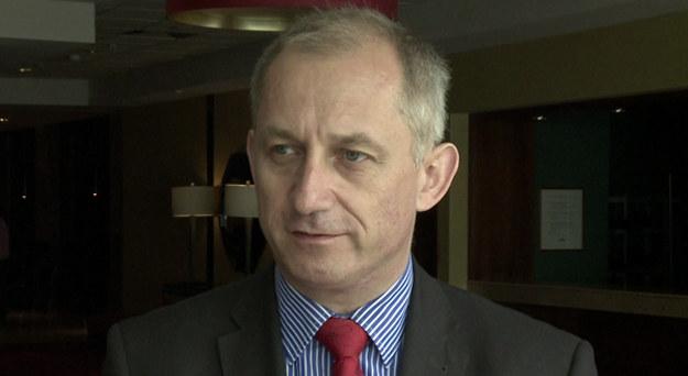 Wiceminister zdrowia Sławomir Neumann /Newseria Biznes