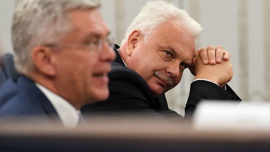 Wiceminister zdrowia Waldemar Kraska /Piotr Nowak /PAP