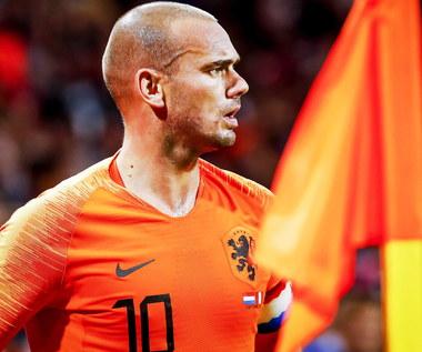 Wicemistrz świata, zdobywca Ligi Mistrzów. Wesley Sneijder kończy karierę