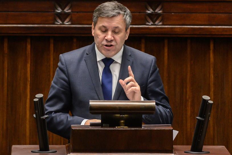 Wicepremier i minister gospodarki Janusz Piechociński /Jakub Kamiński   /PAP