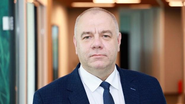 Wicepremier Jacek Sasin /Michał Dukaczewski /RMF FM
