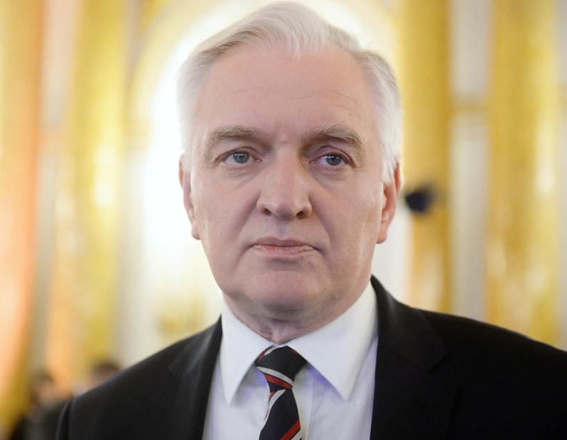 Wicepremier Jarosław Gowin /Jan Bielecki /East News