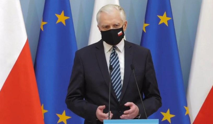 Wicepremier Jarosław Gowin /materiały prasowe