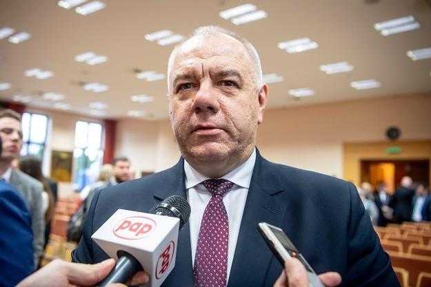 Wicepremier, minister aktywów państwowych Jacek Sasi /PAP