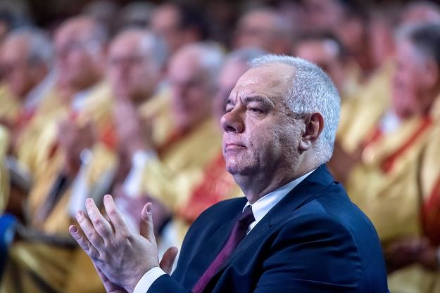 Wicepremier, minister aktywów państwowych Jacek Sasin /PAP