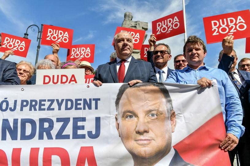 Wicepremier, minister aktywów państwowych Jacek Sasin /Wojtek Jargiło /PAP