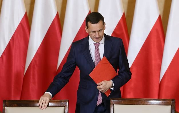 Wicepremier, minister finansów i rozwoju, szef KERM Mateusz Morawiecki /PAP