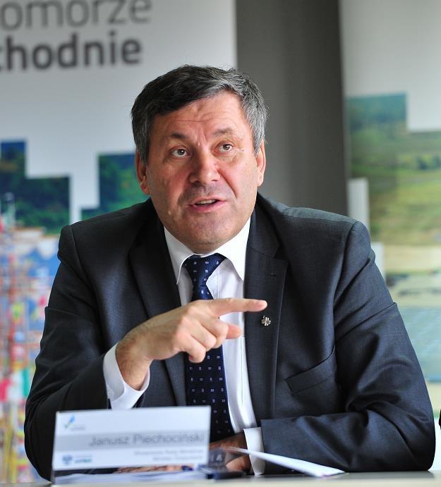Wicepremier, minister gospodarki Janusz Piechociński /PAP