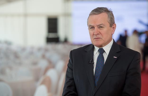 Wicepremier minister kultury i dziedzictwa narodowego Piotr Gliński /PAP