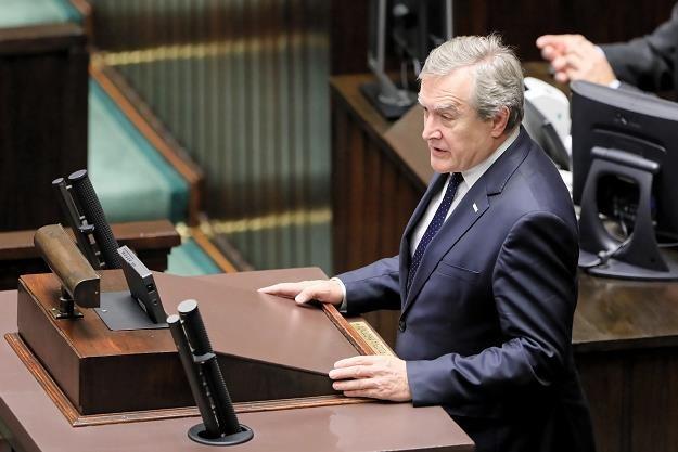 Wicepremier, minister kultury i dziedzictwa narodowego Piotr Gliński /PAP