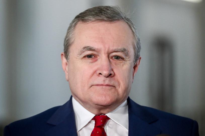 Wicepremier, minister kultury Piotr Gliński /Andrzej Iwańczuk /Reporter