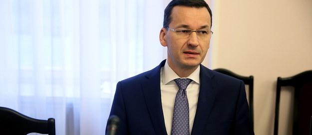 Wicepremier, minister rozwoju i finansów Mateusz Morawiecki /Tomasz Gzell /PAP