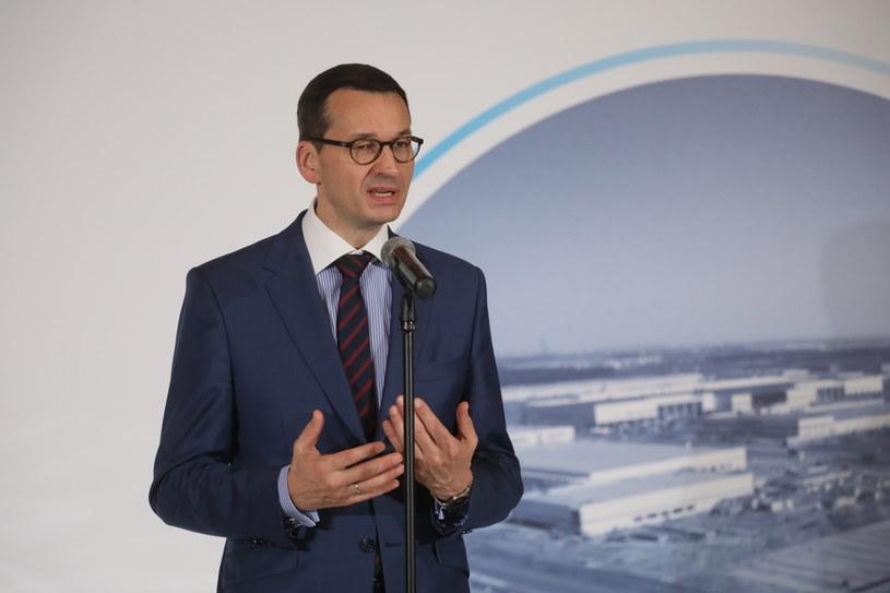 Wicepremier, minister rozwoju i finansów Mateusz Morawiecki /Paweł Supernak /PAP