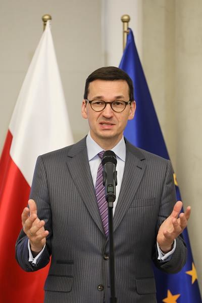 Wicepremier, minister rozwoju i finansów Mateusz Morawiecki /PAP