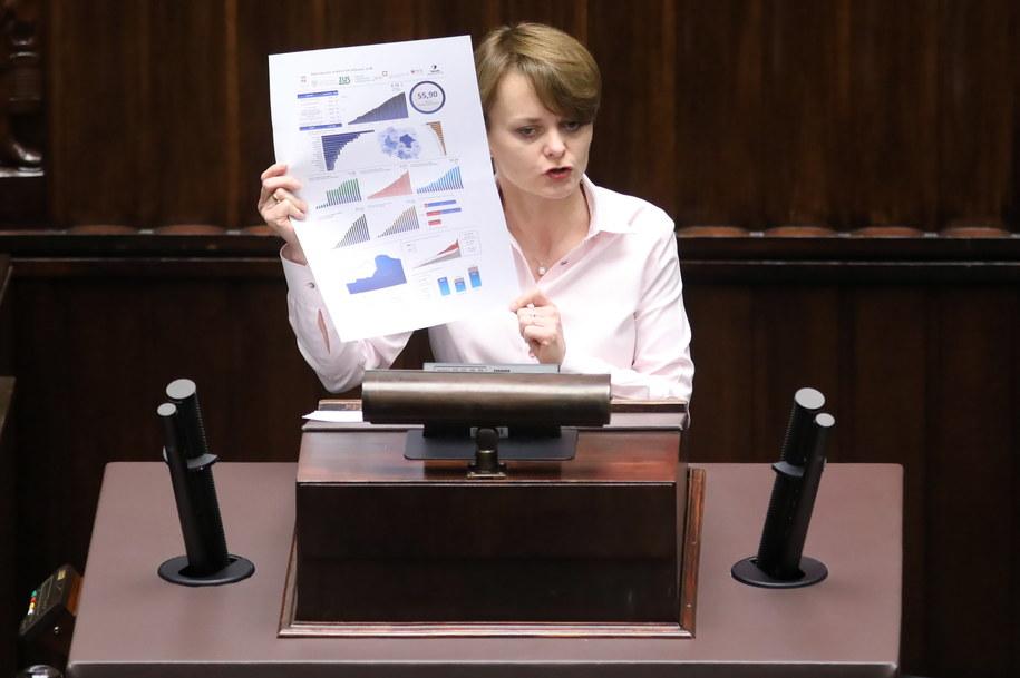 Wicepremier, minister rozwoju Jadwiga Emilewicz /Leszek Szymański /PAP