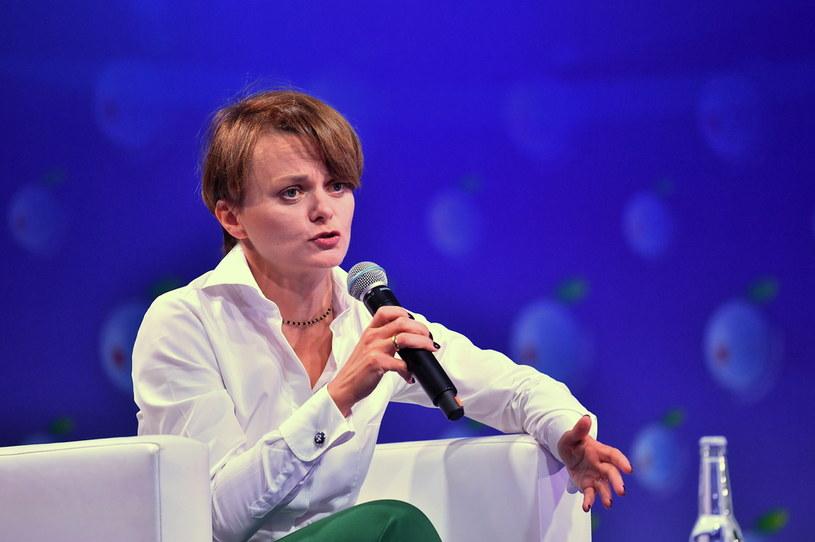 Wicepremier, minister rozwoju Jadwiga Emilewicz /PAP