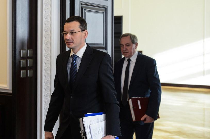 Wicepremier, minister rozwoju Mateusz Morawiecki /Jakub Kamiński   /PAP