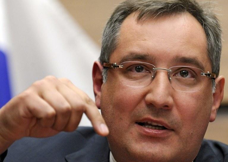 Wicepremier Rosji Dmitrij Rogozin /AFP