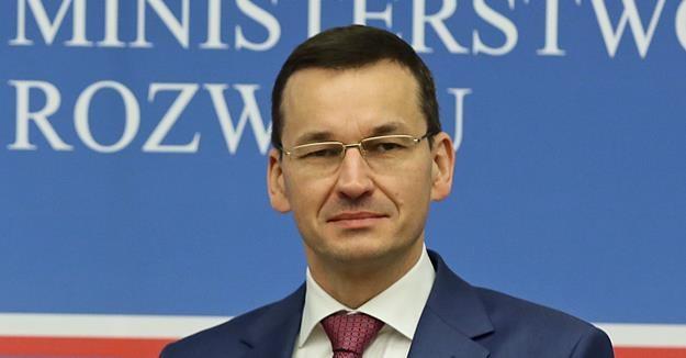 Wicepremier, szef KERM, minister rozwoju i finansów Mateusz Morawiecki /PAP