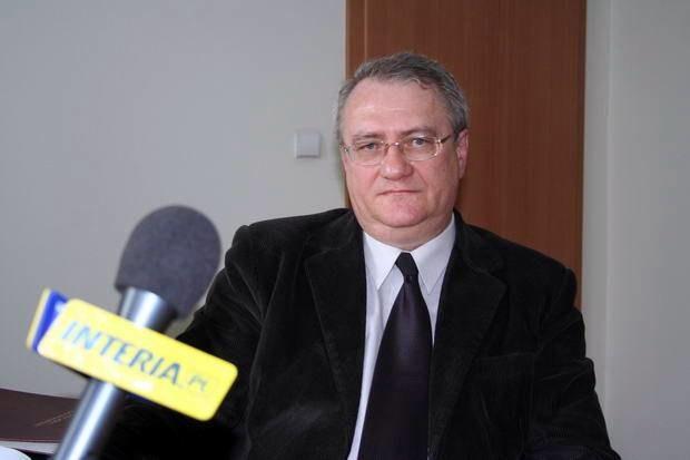 Wiceprezes Grzegorz Głowacki / Kliknij /INTERIA.PL