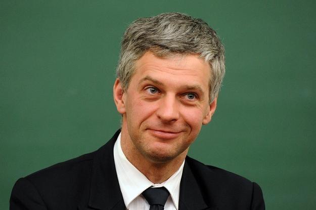 Wiceprezes PJN Paweł Poncyljusz, fot. W. Strożyk /Reporter