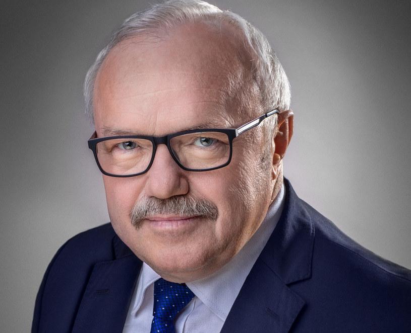 Wiceprezes PKN Orlen Józef Węgrecki. Żródło: PKN ORLEN /&nbsp
