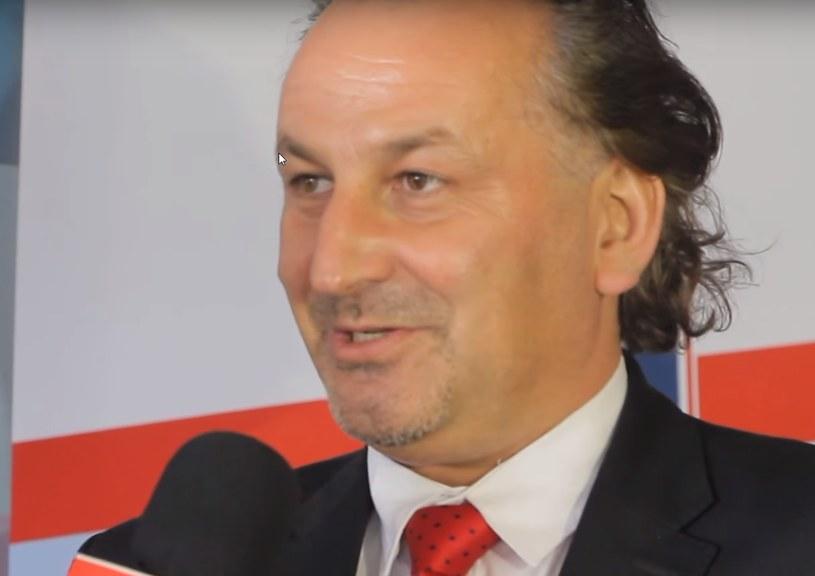 Wiceprezes PZHL-u Mirosław Minkina ma wątpliwości, co do słuszności emisji obligacji. /INTERIA.PL