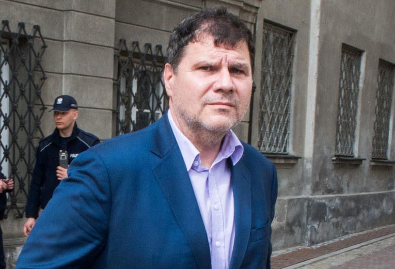 Wiceprezes Trybunału Konstytucyjnego sędzia Mariusz Muszyński /Jacek Domiński /Reporter