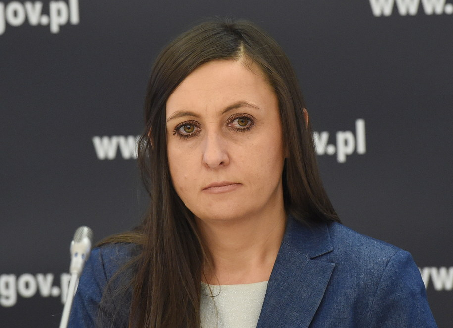 Wiceprezes UOKiK Dorota Karczewska odwołana /Radek Pietruszka /PAP
