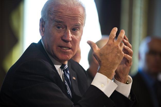 Wiceprezydent Biden zapowiada plan restrykcji na broń palną /PAP/EPA