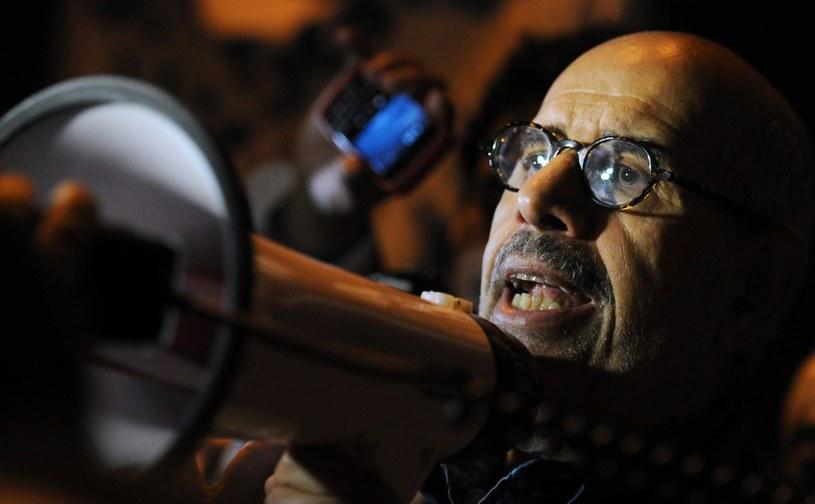Wiceprezydent Egiptu podaje się do dymisji. /PAP/EPA