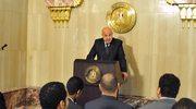Wiceprezydent Egiptu podał się do dymisji