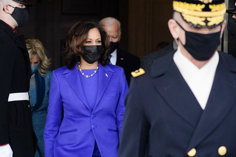 Wiceprezydent Kamala Harris /MELINA MARA / POOL /PAP/EPA