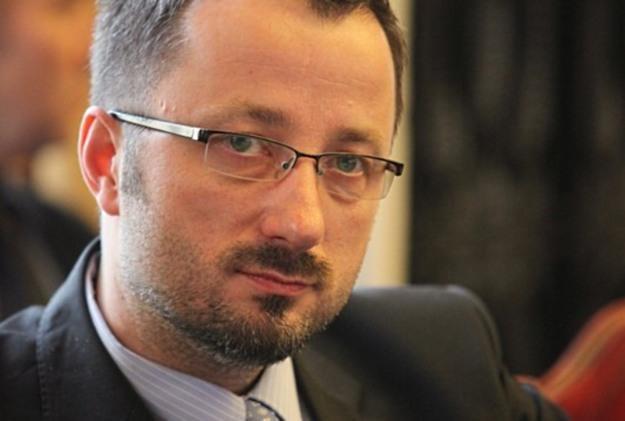 Wiceprezydent Łodzi Krzysztof Piątkowski (PiS), fot. C. Pecold /Agencja SE/East News