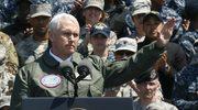 Wiceprezydent USA: Miecz czeka w gotowości