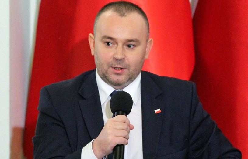 Wiceszef Kancelarii Prezydenta Paweł Mucha /Robert Ostrowski /East News