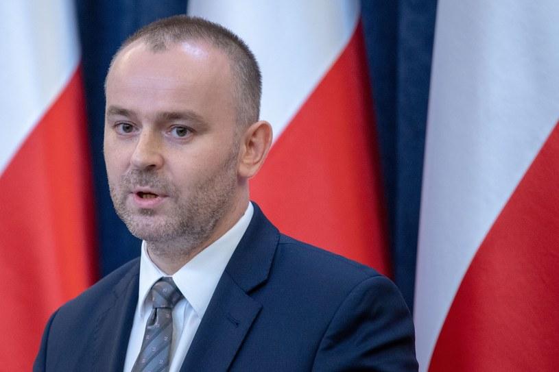 Wiceszef Kancelarii Prezydenta Paweł Mucha /Grzegorz Banaszak /Reporter
