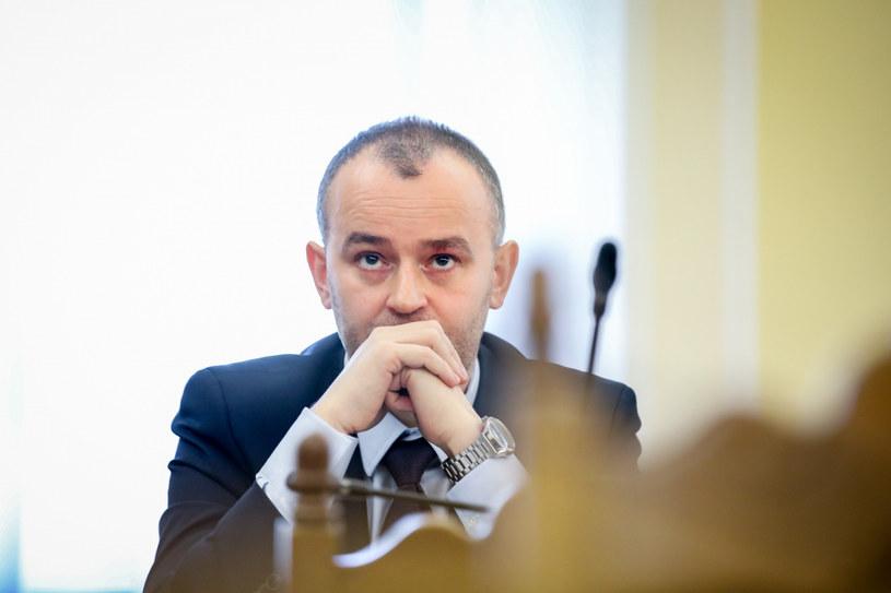 Wiceszef Kancelarii Prezydenta Paweł Mucha /fot. Andrzej Iwanczuk /Reporter
