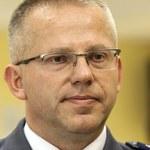 Wiceszef KGP Cezary Popławski rezygnuje z pracy. W latach 80. był w ZOMO