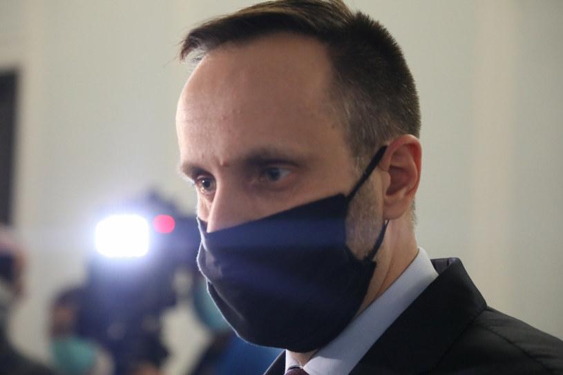 Wiceszef MAP Janusz Kowalski /Jakub Kaminski/ /East News