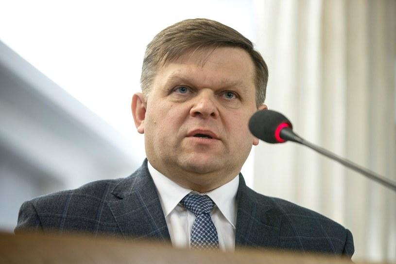 Wiceszef MON Wojciech Skurkiewicz /Michal Wozniak /East News