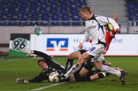 Wichniarek znów grał najlepiej z Polaków w Bundeslidze /Getty Images/Flash Press Media