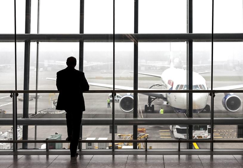 Wichura sparaliżowała dwa największe londyńskie lotniska: Heathrow i Gatwick /Maciej Błędowski  /123RF/PICSEL