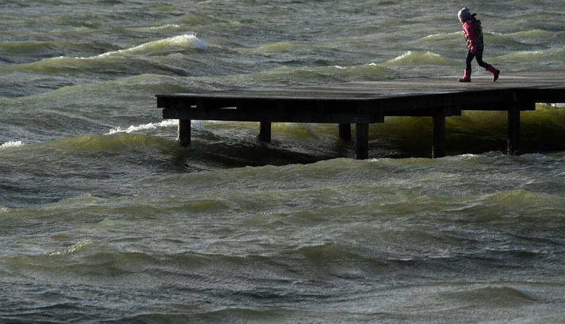 Wichury sieją spustoszenie nie tylko w Polsce, ale również w Niemczech /CHRISTOF STACHE /AFP