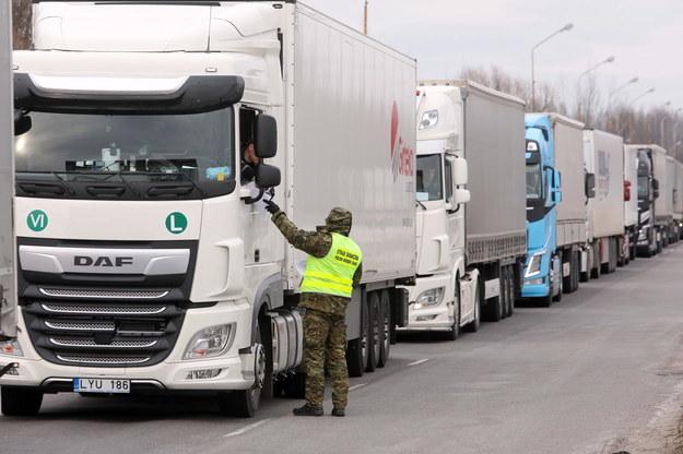 Wideokonferencja ministrów transportu dotyczyła transportu w czasie pandemii koronawirusa / Artur Reszko    /PAP