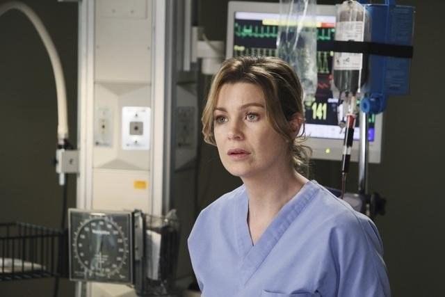 Widmo choroby wciąż wisi nad Grey. Jest przerażona, że może dzielić losy matki. /ABC /materiały prasowe