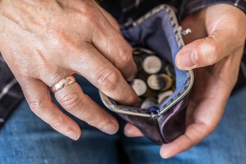Widmo głodowych emerytur. Nie wszyscy to wiedzą /Arkadiusz Ziółek /East News